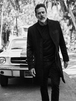 Jeffrey Dean 摩根 - Esquire Mexico Photoshoot - 2016
