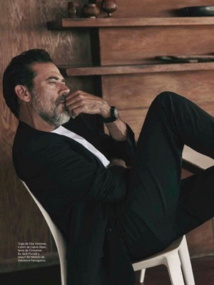 Jeffrey Dean मॉर्गन - Esquire Mexico Photoshoot - 2016