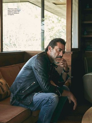 Jeffrey Dean morgan - Esquire Mexico Photoshoot - 2016