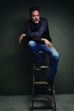 Jeffrey Dean морган - New York Moves Photoshoot - 2015