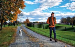 Jeffrey Dean morgan - Sharp Magazine Photoshoot - 2015