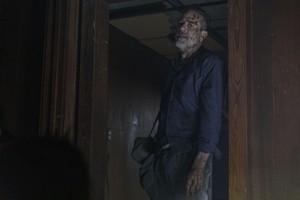 Jeffrey Dean morgan as Negan in 10x03 'Ghosts'