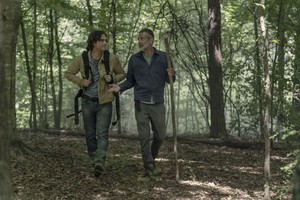 Jeffrey Dean morgan as Negan in 10x05 'What It Always Is'