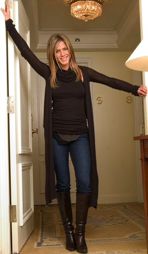 Jennifer Aniston Boots