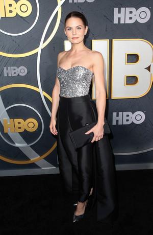Jennifer Morrison HBO Post Emmy Awards Reception