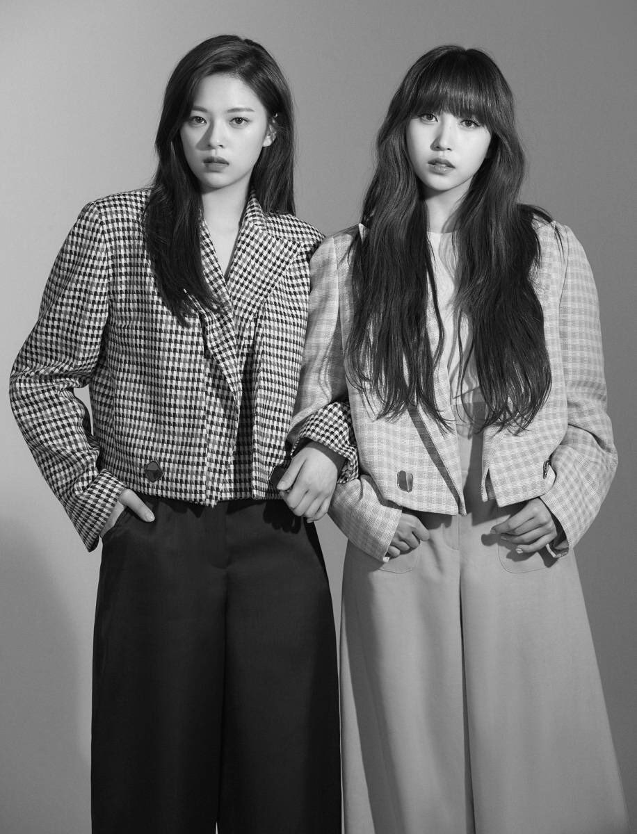 JeongMi for Allure