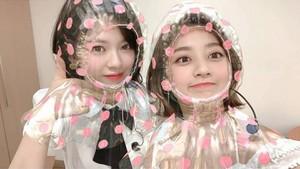 Jeongyeon and Jihyo