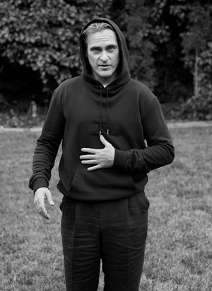 Joaquin Phoenix - Vanity Fair Photoshoot - 2019