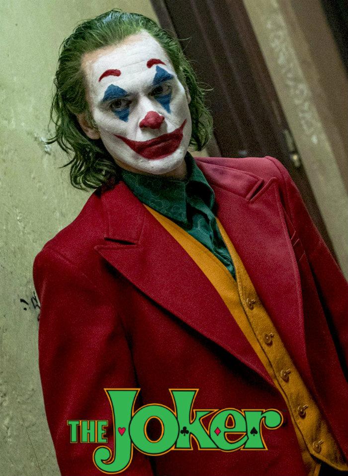 Joaquin Phoenix in Joker (2019)