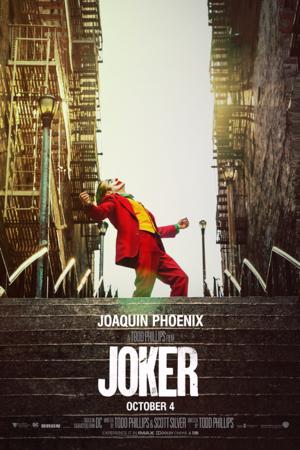 Joker (2019) — October 4, 2019