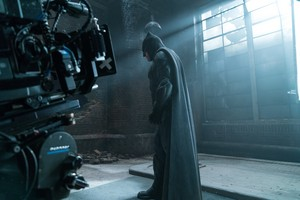 Justice League (2017) Behind the Scenes - Ben Affleck