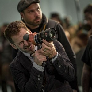 Justice League (2017) Behind the Scenes - Zack Snyder and Fabian Wagner