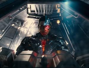 Justice League (2017) Still - Cyborg