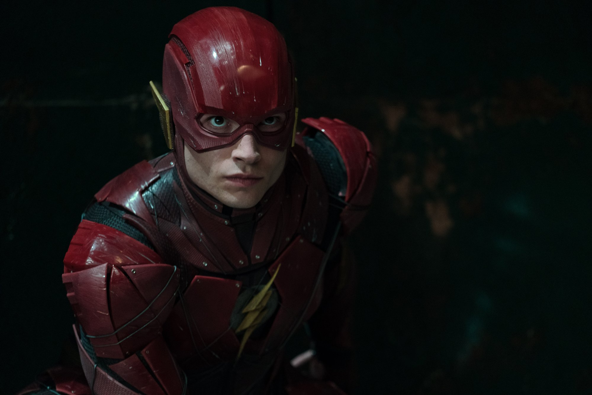 Justice League (2017) Still - The Flash