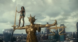 Justice League (2017) Still - Wonder Woman