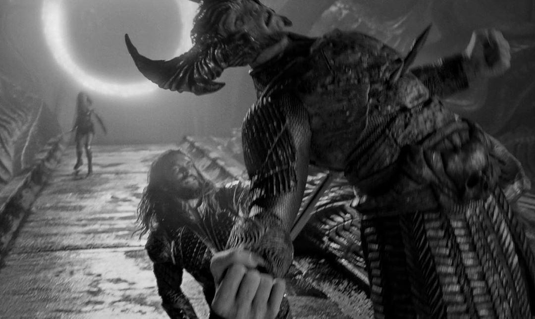 Justice League - Deleted Scenes - Aquaman and Steppenwolf