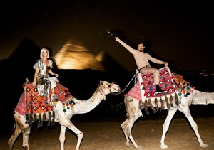 KATY PERRY IN EGYPT