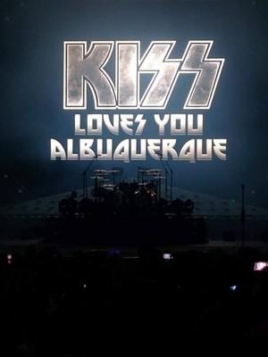 kiss ~Albuquerque, New Mexico...September 11, 2019 (Isleta Amphitheater)