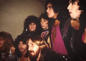 Kiss ~Barcelona, ​​Spain...October 16, 1983 (Lick it Up Tour)