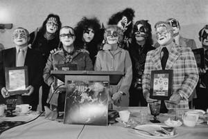KISS ~Cadillac, Michigan…October 9-10,1975 (Cadillac High School-homecoming)