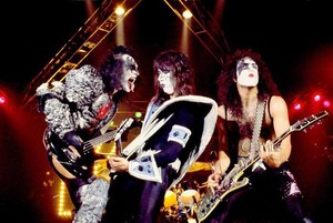 KISS ~Chicago, Illinois...September 22, 1979 (International Amphitheater)