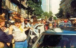 KISS ~Frankfurt, West Germany…September 16, 1980