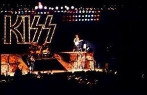 Kiss ~Gothenburg, Sweden...October 27, 1984 (Animalize World Tour)