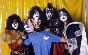 KISS ~Leiden, Netherlands...October 5, 1980 (Unmasked World Tour-Groenoordhallen)