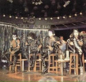 키스 ~Mexico City, Mexico...September 25, 1981