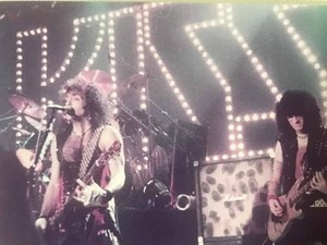 Kiss ~Munich, Germany...October 18, 1984 (Animalize World Tour)