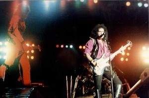 Kiss ~Toulouse, France...October 18, 1983 (Lick it Up World Tour)