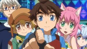 KO-1, Riku, Yukki, Momo and Sarah