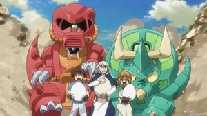 Riku, KO-1 And Yukki