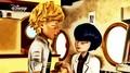 Kagami Tsurugi and Adrien Agreste - adrien-agreste fan art