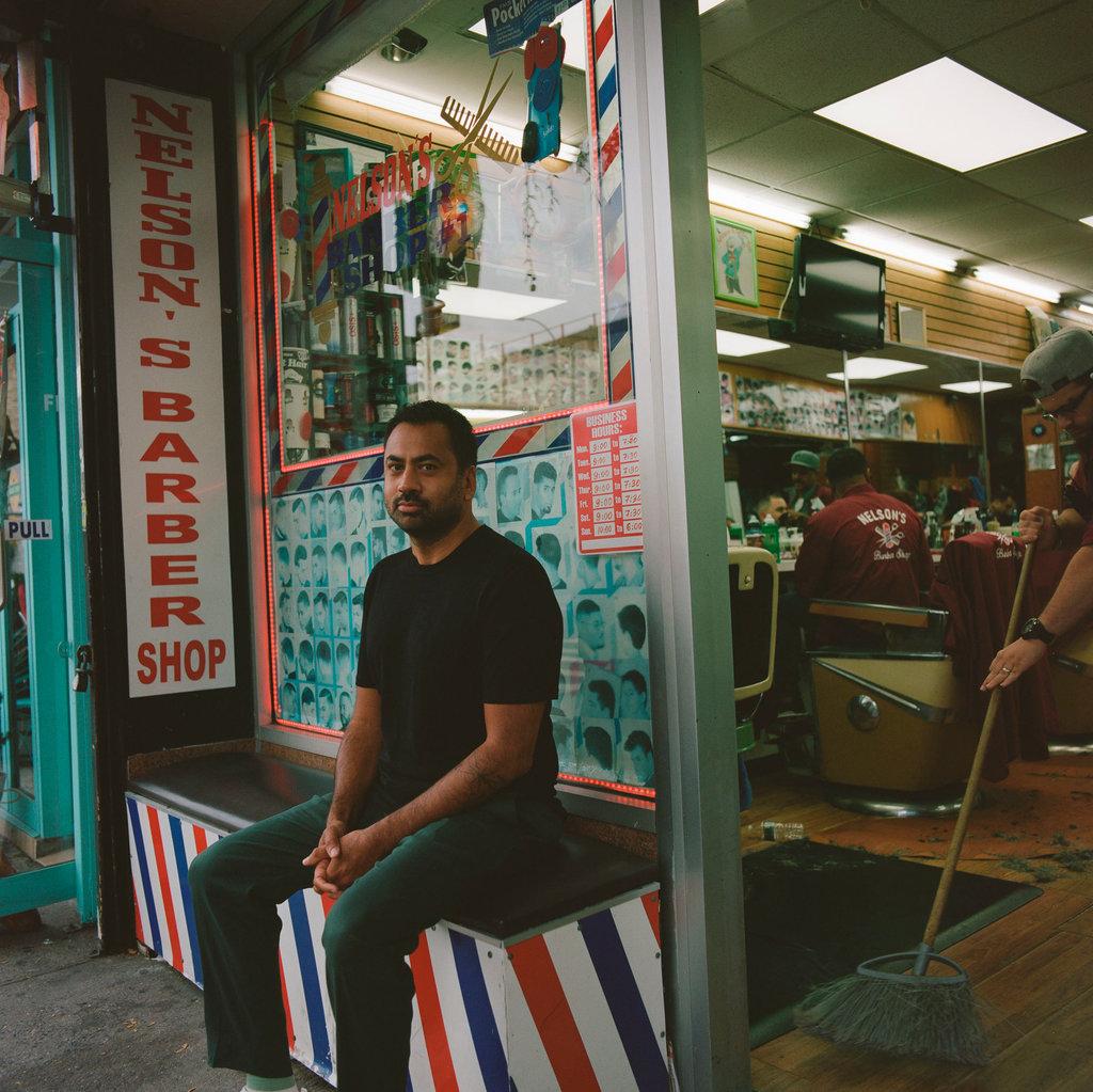 Kal Penn Phototshoot with Miranda Ross for The New York Times