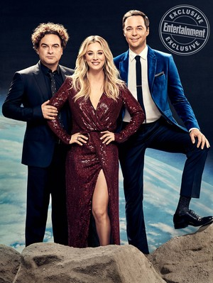 Kaley in Entertainment Weekly (2019)
