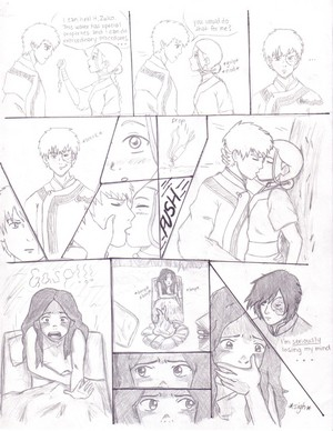 Katara's Dream (Zutara Comic)