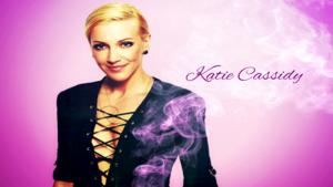 Katie Cassidy wolpeyper