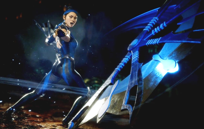 Kitana (Mortal Kombat 11)
