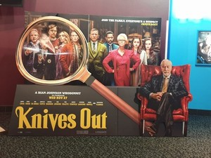 Knives Out -November 27, 201