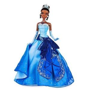 LE Tiana 10th Anniversary Doll
