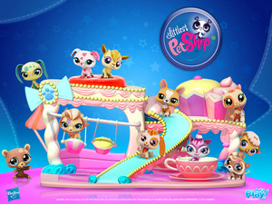 LPS Gameloft app wallpaper 2
