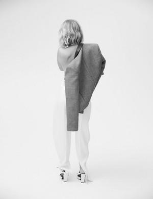 Lea Seydoux - Madame Figaro Photoshoot - 2018
