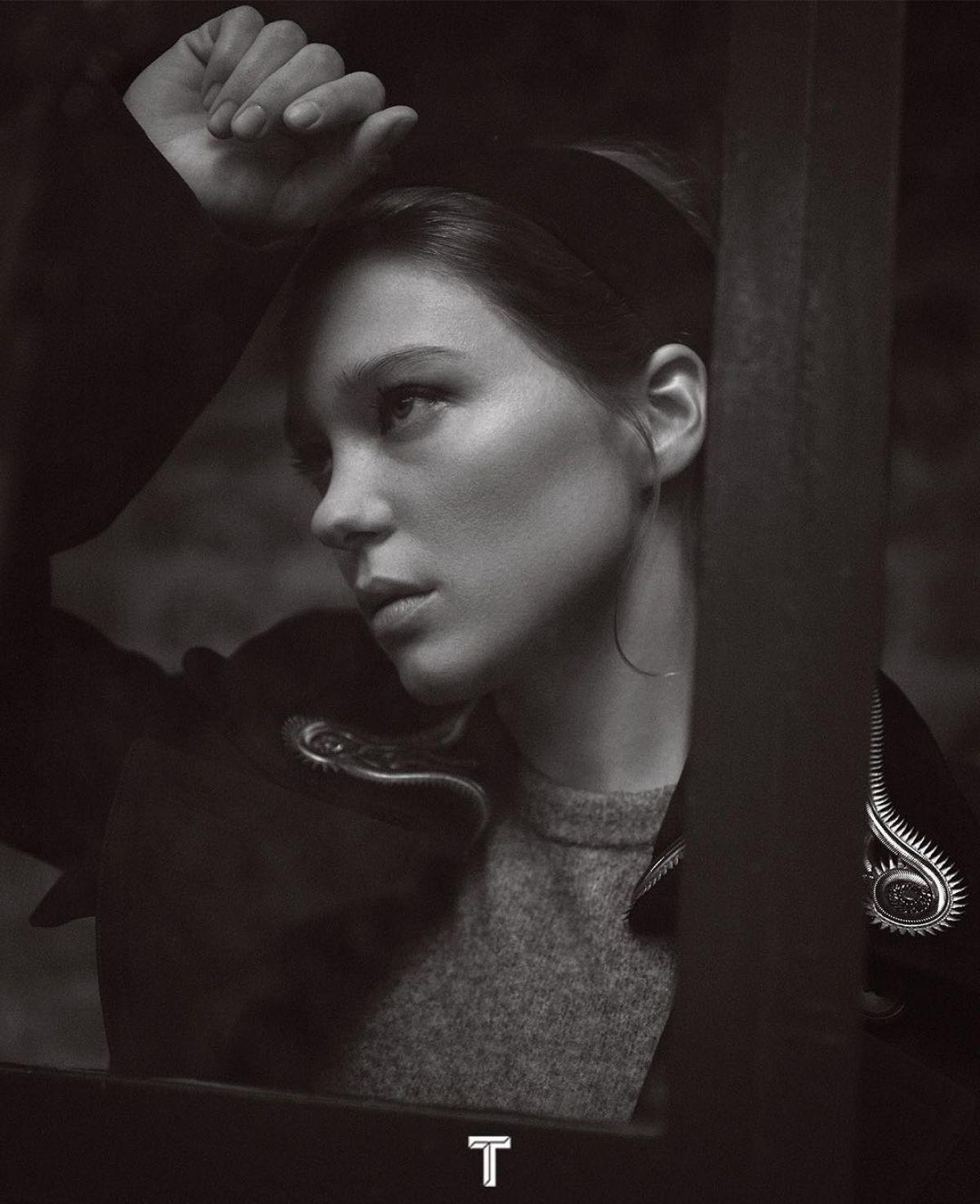 Lea Seydoux - T Magazine China Photoshoot - 2018