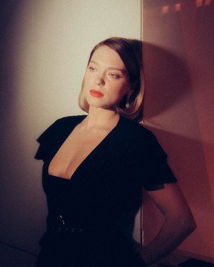 Lea Seydoux - Vanity Fair Quotidien Photoshoot - 2019