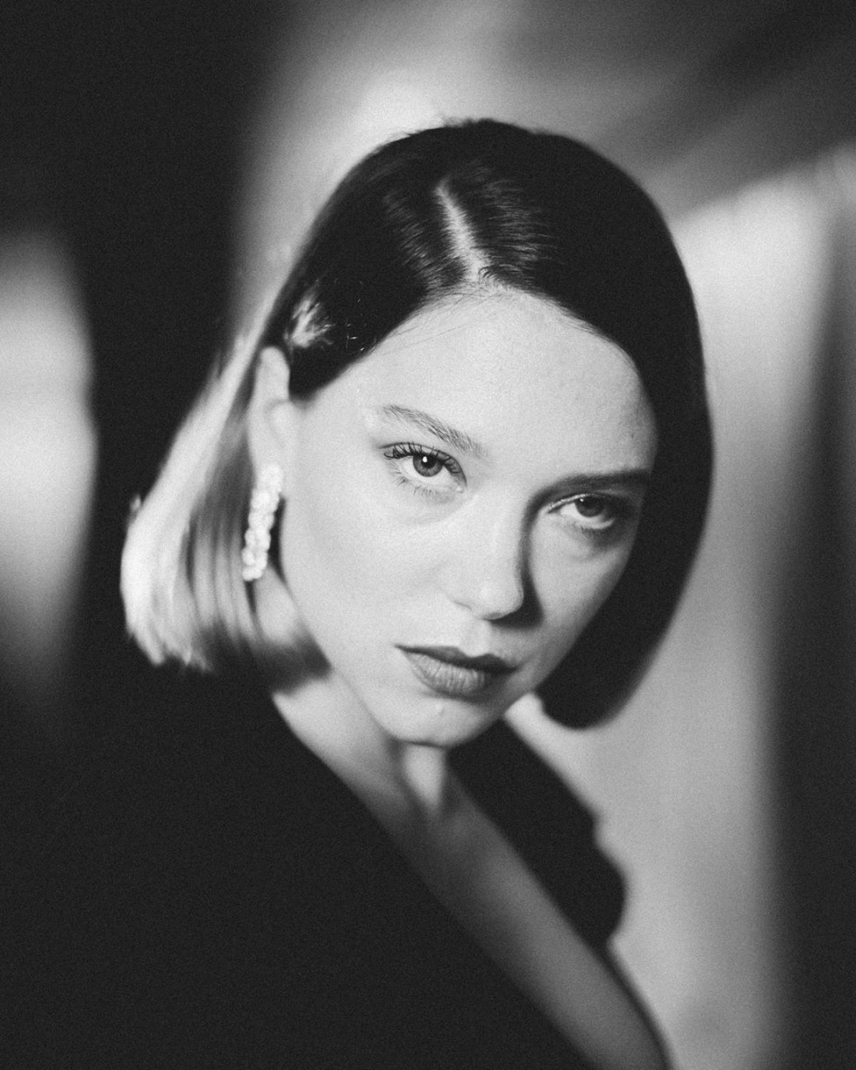 Lea Seydoux - Vanity Fair Quotidien Photoshoot - 2019