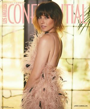 Linda Cardellini - LA Confidential Cover - 2019