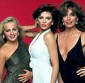 Linda Gray, Victoria Principal and Charlene Tilton - dallas-1978-1991 photo