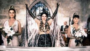 Lisle Von Rhuman at her party (deleted scene)