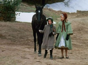Little House on the Prairie   giáng sinh at mận Creek (1974)